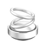 Освежитель воздуха для авто Левитирующие Кольца M+ Aroma Silver