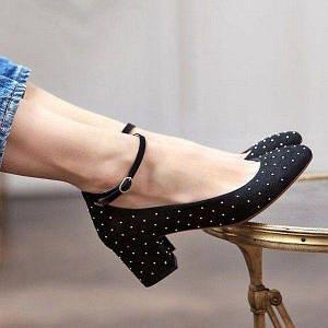 Женская обувь Весна-осень