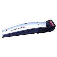 Аккумуляторная машинка для стрижки волос 5 в 1 Gemei GM-591