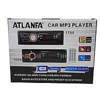 Автомагнитола ATLANFA-1069 4*50W