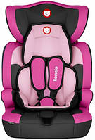 Автокресло детское Lionelo Levi One Pink, 9-36 кг