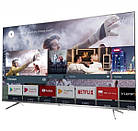 Телевизор TCL 55DP660 (4K / Android TV / PPI 1500 / Wi-Fi / Dolby Digital Plus / 2 x 8 Вт / DVB-C/T/S/T2/S2), фото 4