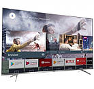 Телевизор TCL 55DP660 (4K / Android TV / PPI 1500 / Wi-Fi / Dolby Digital Plus / 2 x 8 Вт / DVB-C/T/S/T2/S2), фото 2