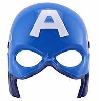 Карнавальная маска Капитан Америка Hero4