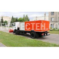 Машина каналопромивочна на базі КрАЗ 5401, фото 2