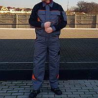 Рабочий костюм. Спецодежда (Куртка и Полукомбинезон) PRO-JB (Польша Reis)