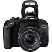 Фотоаппарат Canon EOS 800D Kit 18-55mm f/4-5.6 IS STM  / на складе