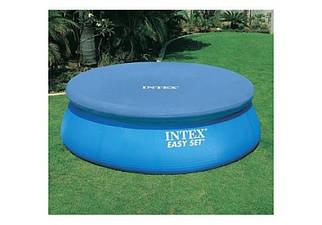 Intex 28022, тент для надувного бассейна, Д366см