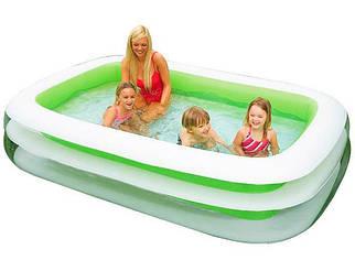 Детский надувной бассейн Intex 56483 с прозрачными внешними стенками