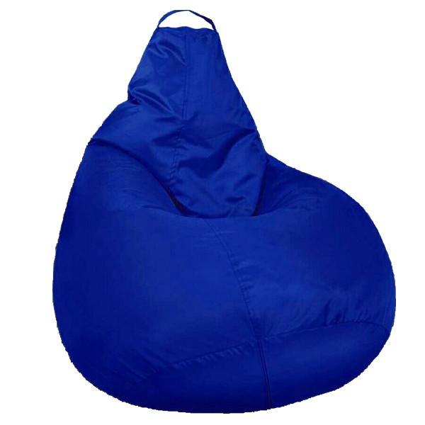 Кресло мешок SOFTLAND Груша XXL 130х100 см Синий (SFLD52)