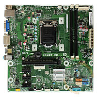 Материнська плата HP IPM87-MP (s1150/H87/2xDDR3) БО