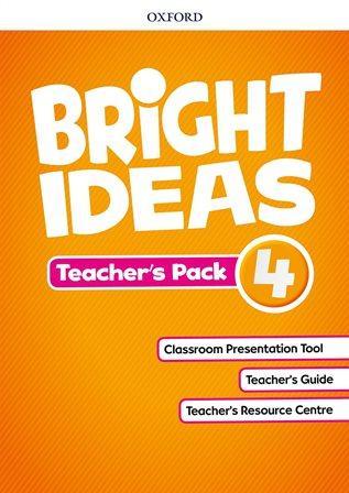 Bright Ideas 4 Teacher's Pack
