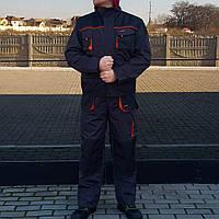 Рабочий костюм. Спецодежда (Куртка и Полукомбинезон) FORECO-JB (Польша Reis)