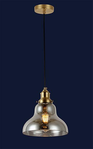 Підвісний світильник на одну лампу 91602-1