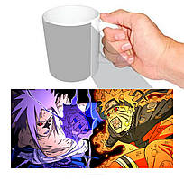 Чашка біла Наруто / Naruto