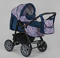 Коляска для детей Viki / 86-01-04 АБСТРАКЦИЯ 86023