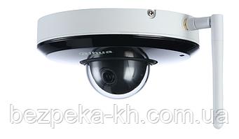 2Мп 3х Starlight PTZ Wi-Fi IP видеокамера Dahua  DH-SD1A203T-GN-W