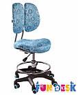 Дитячі ортопедичні крісла FunDesk