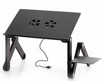 Стол для ноутбука ABX Laptop Table T8, алюминий