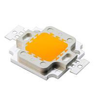 Светодиодная матрица LED 10Вт 560-600nm, желтый