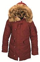 Розпродаж! Оригінал! Жіноча куртка Аляска Alpha Industries Altitude Women Parka WJA44503C1 REG, фото 1