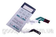 Клавиатура (сенсорная панель управления) для СВЧ печи Samsung G274VR DE34-00193W
