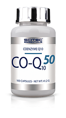 Антиоксидант CoQ10 /50 mg (100 капс.) Scitec Nutrition