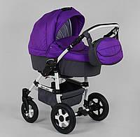 Коляска для детей Saturn № 0140-С12 фиолетовый 85733