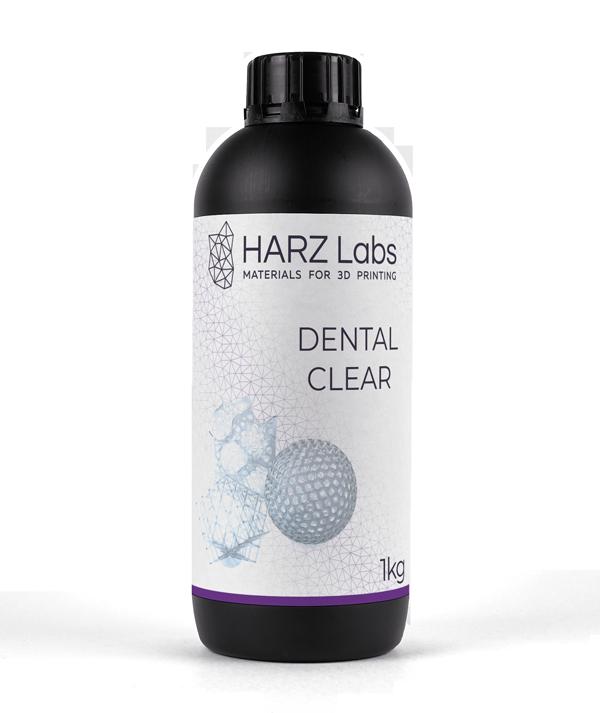 Фотополімерна смола Dental Clear Harz Labs