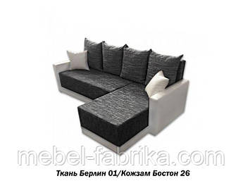 Угловой диван Эко 2
