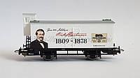 Piko 95871/6 Модель крытого вагона с рекламой Promotion Program, масштаба H0, 1:87