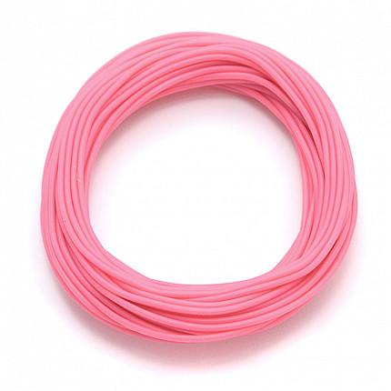 Пластик для 3D ручки PLA 10 м Розовый (FL-1232)