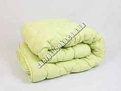 Двуспальное одеяло микрофибра/холлофайбер 012