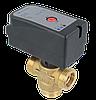 """Клапан ГВС 3-ходовой в комплекте с приводом DN20, G1"""", kvs 8, 230В,с кабелем AZV643 Afriso ((Германия)"""