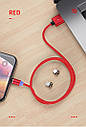 YKZ Магнитный Type C USB кабель зарядный шнур для мобильного, фото 3