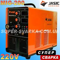 JASIC MIG-200 (N214) сварочный полуавтомат