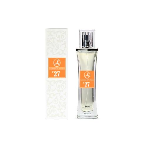 """женская парфюмированная вода """"Echo Woman"""" Lambre / Ламбре №27, 50 мл"""