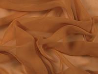 Ткани для танцев шифон CAPPUCCINO