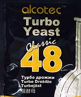 Alcotec Дрожжи 48TURBO Classic