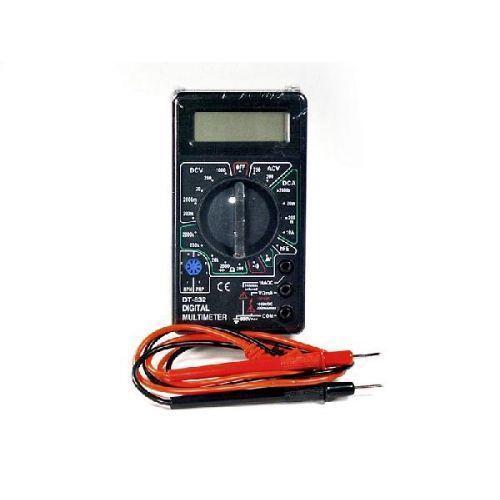 Измеритель силы тока и напряжения тестер вольтметр амперметр ABX DT-832