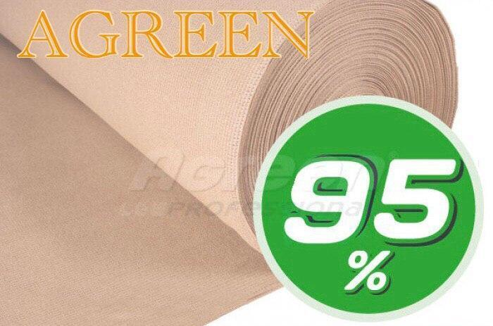 Сетка затенение AGREEN - 95%  4м*50м