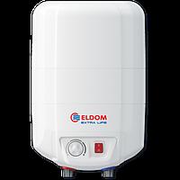Бойлер ELDOM Extra life 15 над мойкой 2.0 kw 72326NMP