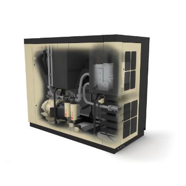 Гвинтовий маслозаповнений компресор IngersollRand RS45-75