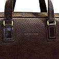 Деловая сумка Tony Bellucci из натуральной кожи, фото 6