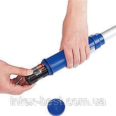 Ручной вакуумный пылесос Bestway 58340 (для бассейна, джакузи) на батарейках «АА» 8 шт, фото 2