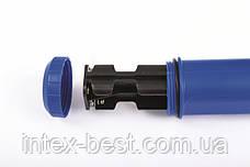 Ручной вакуумный пылесос Bestway 58340 (для бассейна, джакузи) на батарейках «АА» 8 шт, фото 3