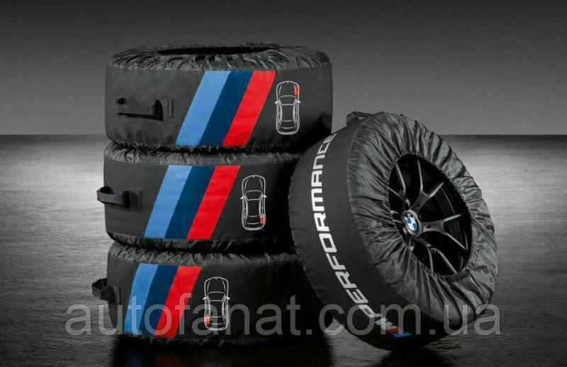 Оригинальный комплект чехлов для колес BMW M Performance Wheel Bag (36132461758)