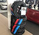 Оригинальный комплект чехлов для колес BMW M Performance Wheel Bag (36132461758), фото 2
