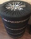 Оригинальный комплект чехлов для колес BMW M Performance Wheel Bag (36132461758), фото 8