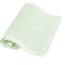 Противоскользящий коврик для ванной комнаты AquaRug, антискользящий ковер на присосках в ванную, фото 2